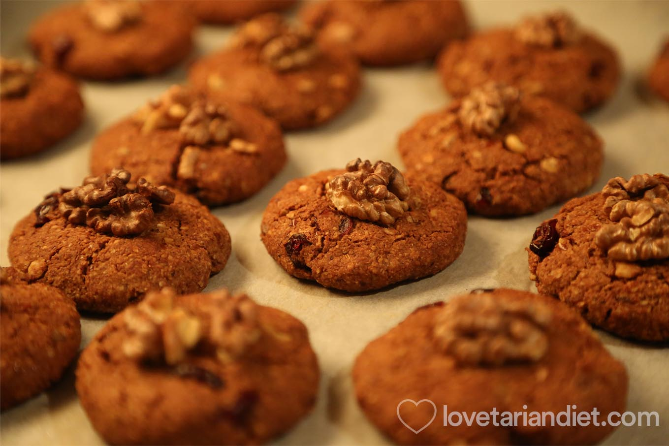 vegan oil free gingerbread christmas cookies healthy and delicious